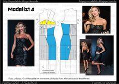 ModelistA: A3 No 0222 DRESS