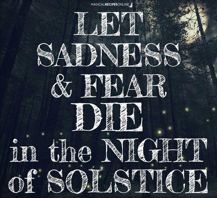 Night of Solstice