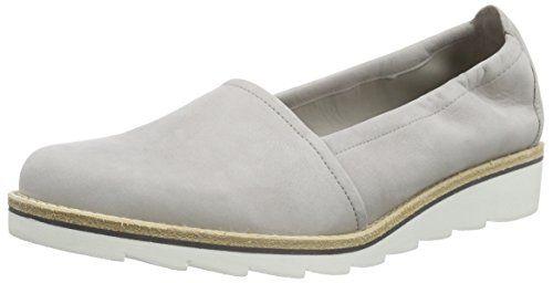 Gabor Shoes 41.444 Damen Slipper ,Grau (19 hellgrau) ,35 EU - http://on-line-kaufen.de/gabor/35-eu-gabor-damen-slipper-2