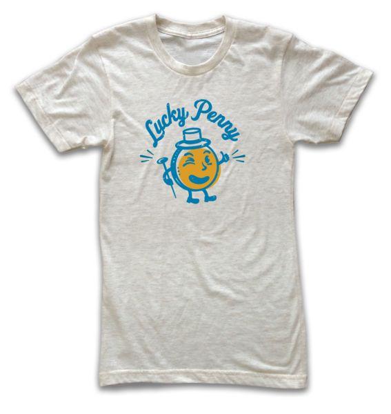 The Original Lucky Penny T-Shirt
