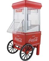"Nostalgia Electrics"" Coca-Cola Series Hot Air Popcorn Maker"
