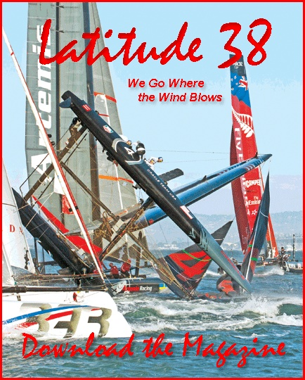 Latitude 38 magazine has downloadable PDF issues to open in ebooks