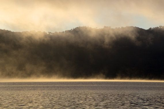Lake Burrinjuck near Yass NSW Australia Art Photograph Print