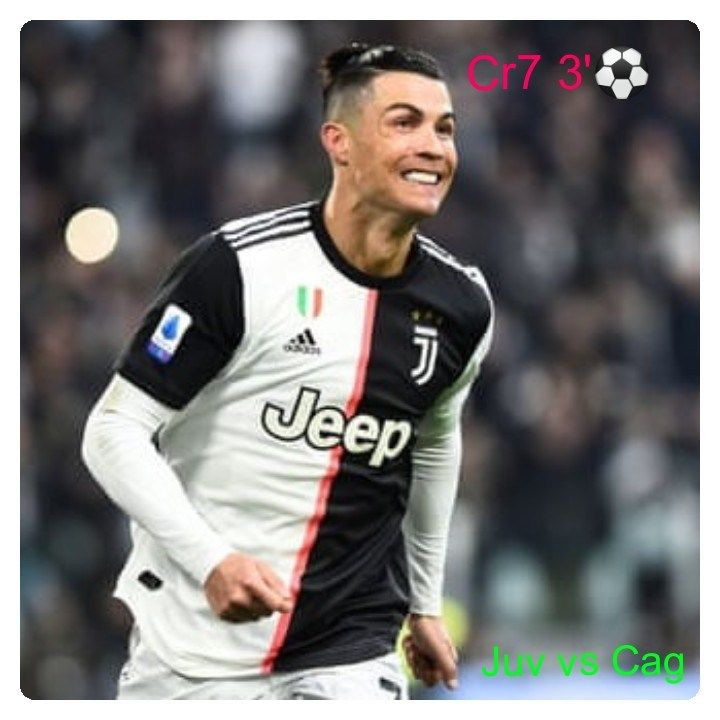 Juventus Vs Cagliari 4 0 Highlights Download Video Juventus Cagliari Ronaldo Record