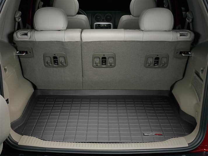 2003 Jeep Liberty | Cargo Mat and Trunk Liner for Cars SUVs and Minivans | WeatherTech.com