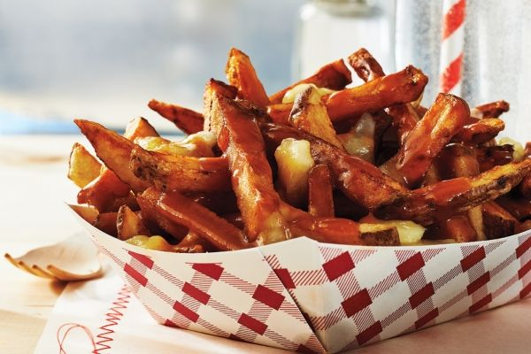 The Ultimate Poutine - try it for Canada Day! #canadaday