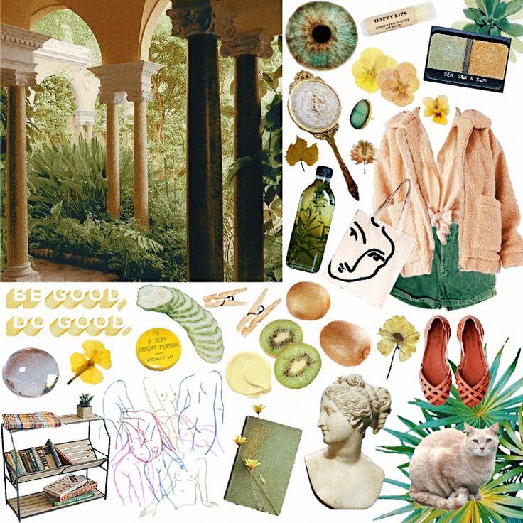 Greek gardens | Art hoe aesthetic, Art hoe, Art hoe style