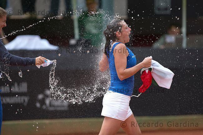 Roberta Vinci (ITA) #tennis #fedcup