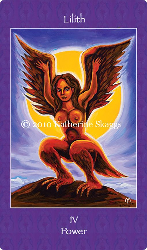 "The Goddess Lilith is a strong, sensual and passionate woman goddess, demonized in early Judaic and patriarchal traditions. Her name means ""night"" or ""night owl"". She represents the power of the dark feminine, embodying authentic power and the ability to go deep within the darkness of the unknown, deep into the emotional and sensual experiences, bringing unbridled freedom. As an ancient Sumerian Goddess, Lilith is known for her sexual, healing power. Her recorded history begins with the…"
