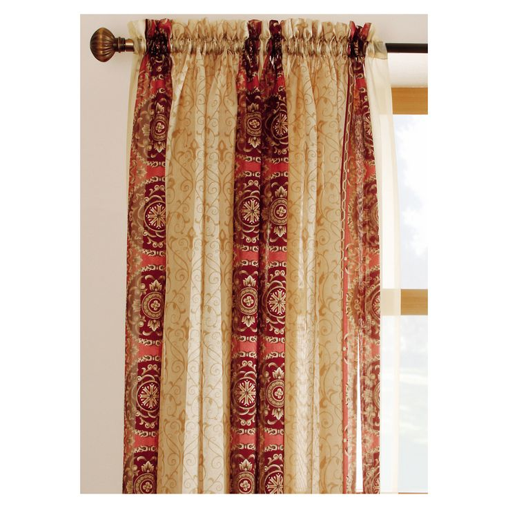 Find This Pin And More On Curtains By Fictionalice. Shop Allen + Roth ...  Allen Roth Curtains