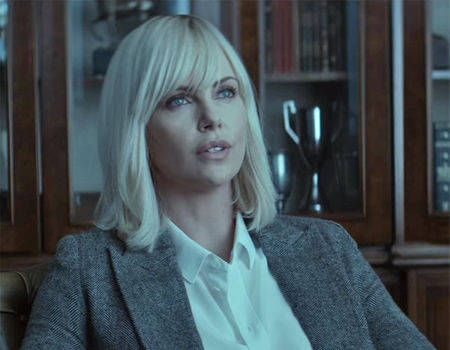 Charlize Theron Is a Killer Queen Spy in NSFW Atomic Blonde ...