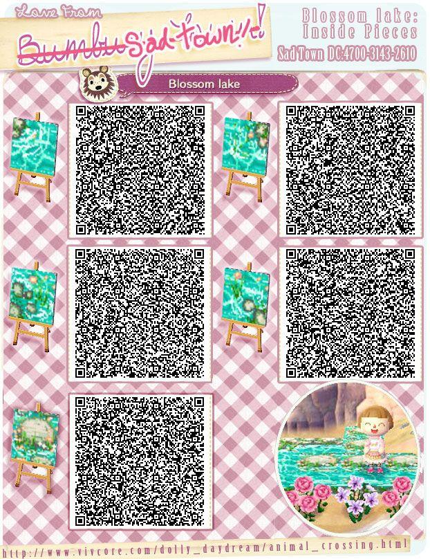 Qr Codes Animal Crossing New Leaf Paths ... QR Codes fo...