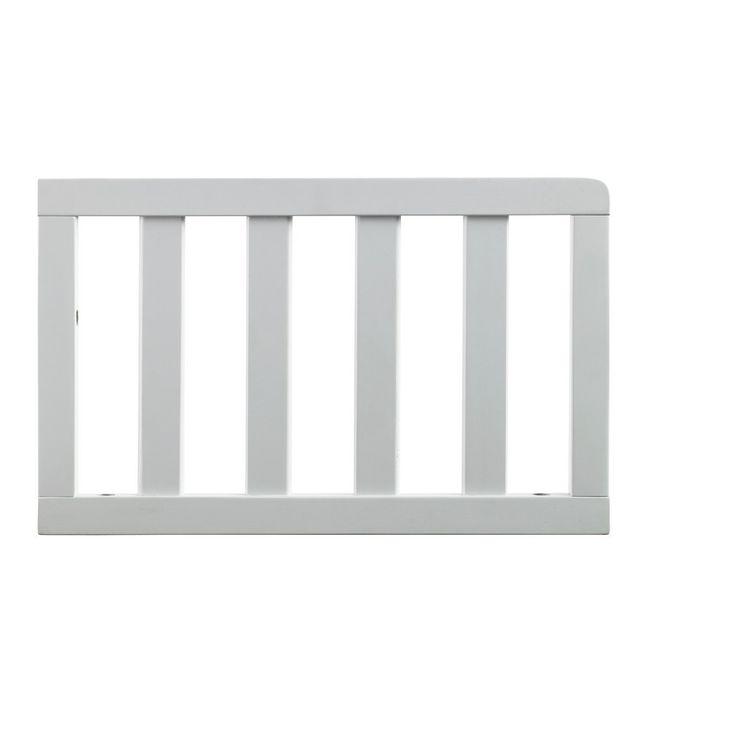Ti Amo Catania Or CarinoToddler Bed Guard Rail Misty Grey
