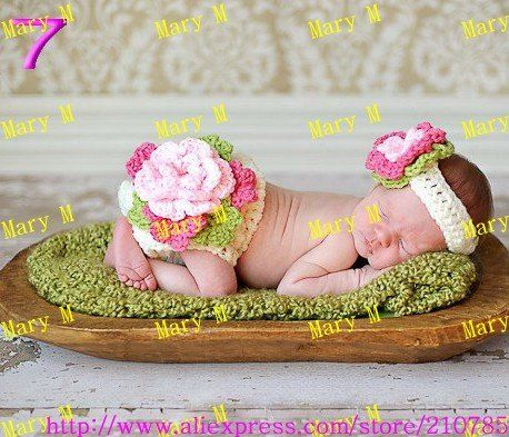 crochet photo prop patterns free | Crochet Baby Headband Pattern-Source Crochet Baby Headband Pattern ...