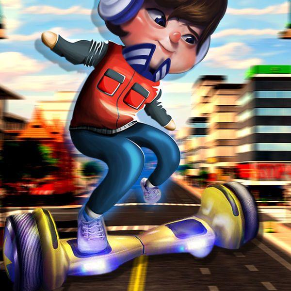 Download Hoverboard Stunt Simulator : City Skate Rider Road Drift Racer for Mac Free #MacDownloads