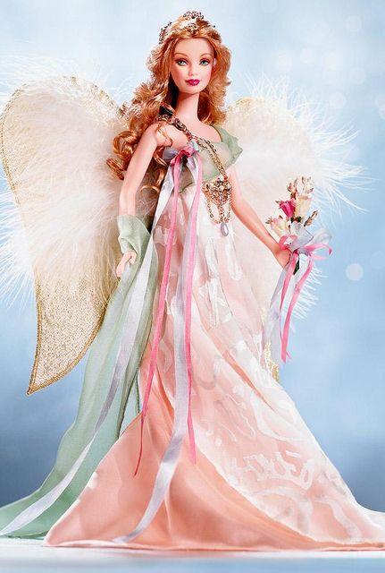 2006 Golden Angel Barbie | Flickr - Photo Sharing!