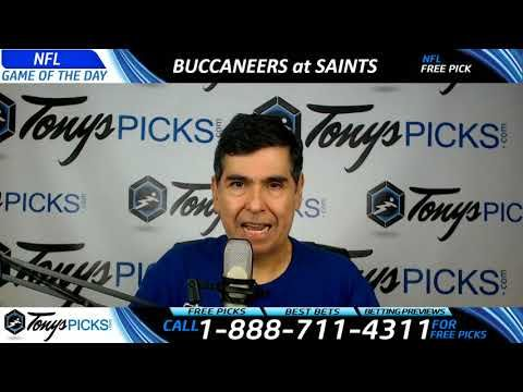 Tampa Bay Buccaneers vs. New Orleans Saints – Free NFL Football Picks an...