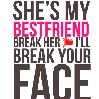 To my beat friend (: