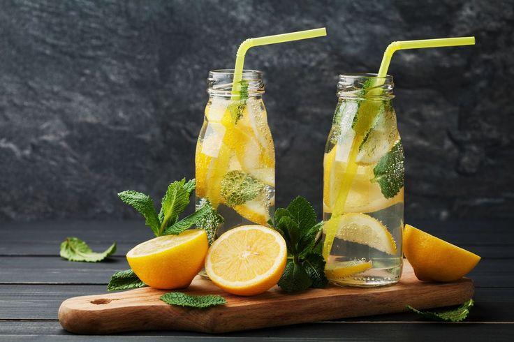 fogyaszto viz citrom limonade