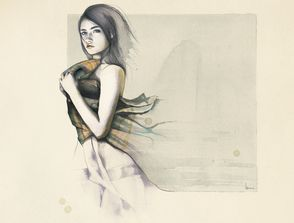 Illustration | Pencil | Fashion
