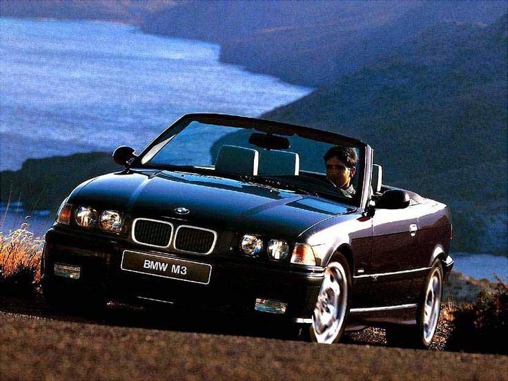 1997 BMW M3 Convertible (E36)