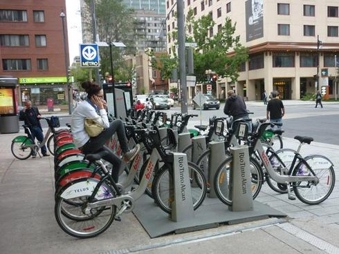 The Top 5 Recent Developments in Bikesharing