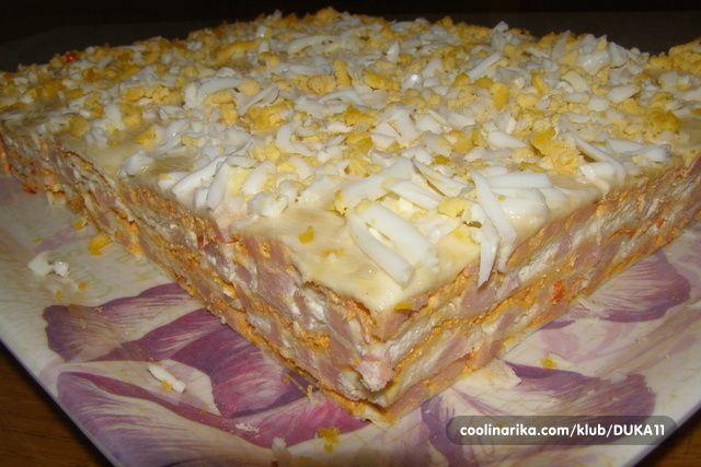 Kolaci: NIJE DOBRA VEĆ SAVRŠENA SLANA TORTA GOTOVA ZA POLA SAT