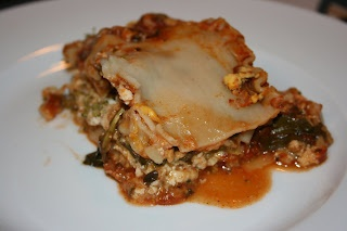 A Year of Slow Cooking: Super Easy CrockPot Lasagna