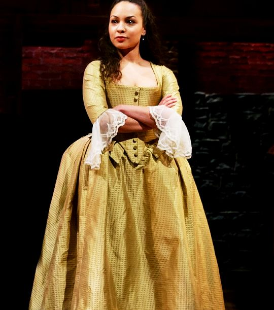 an analysis of the set design in hamilton a musical by lin manuel miranda Broadway musical hamilton didn't need to win 11 tony awards for us to appreciate its greatness  facts about hamilton's set design  david spoke to show creator and star lin-manuel miranda.