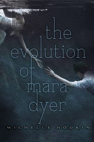Cover Reveal: The Evolution of Mara Dyer by Michelle Hodkin