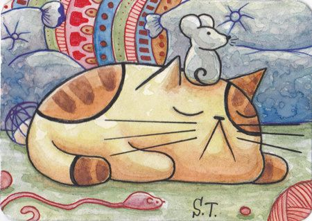 Hey, I found this really awesome Etsy listing at https://www.etsy.com/ru/listing/222507485/original-painting-aceo-atc-watercolor