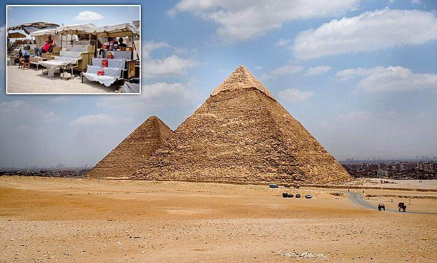 Egypt's tourism trade is suffering in the wake of plane disasters