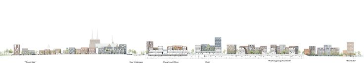 EFFEKT — ROSKILDE STATION AREAMasterplan2016