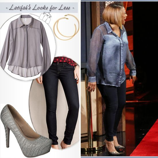 Latifah's Looks for Less: Tuesday March 18th