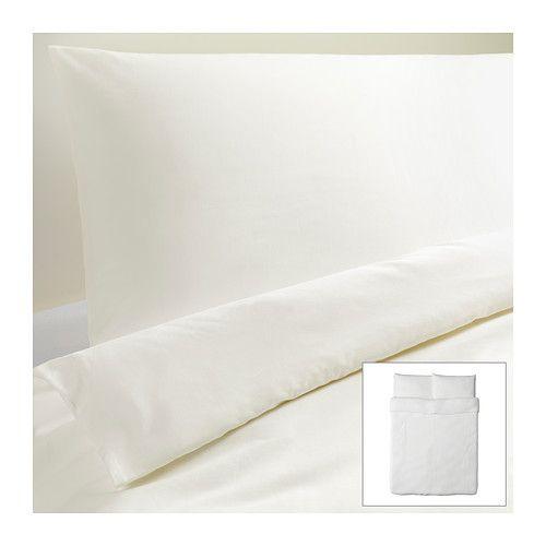 DVALA Duvet cover and pillowcase(s) - Twin - IKEA