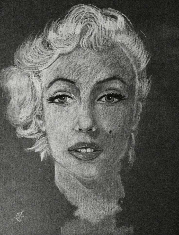 A little charcoal by Lundhof