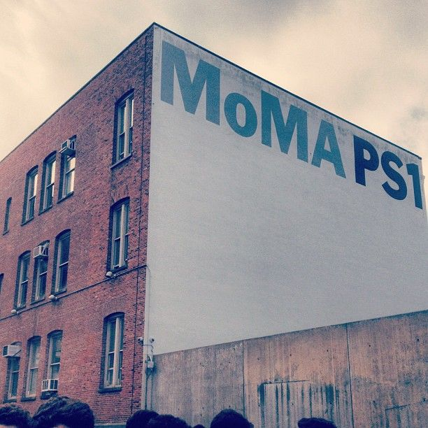 As the little sister to MOMA, PS 1 showcases more avant garde contemporary artwork.