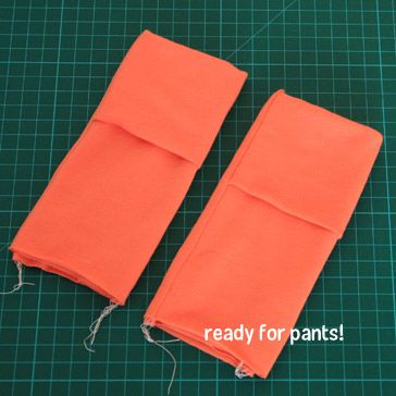 Fold Over Cuffs For Footies Or Mittens Tutorial Sew
