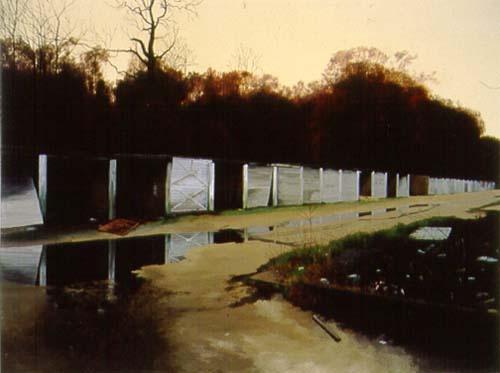 George shaw paintings