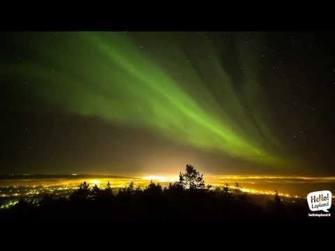 Northern Lights videos shot between 22nd of August and 31st of October 2013 in Rovaniemi area of Lapland, Finland.