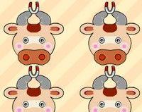 Melyik a kakukktojás a hat állatka buksi közül? Mutasd meg!