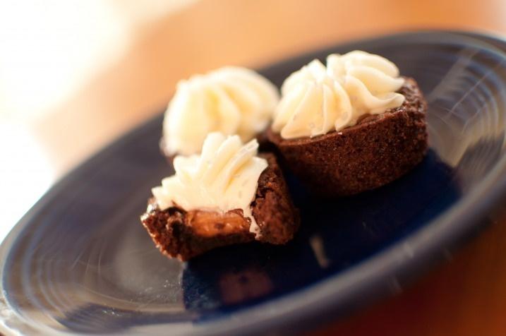 brownie rolo bites | Favorite Recipes | Pinterest