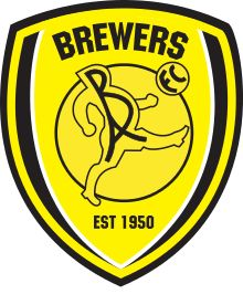 Burton Albion  English Championship