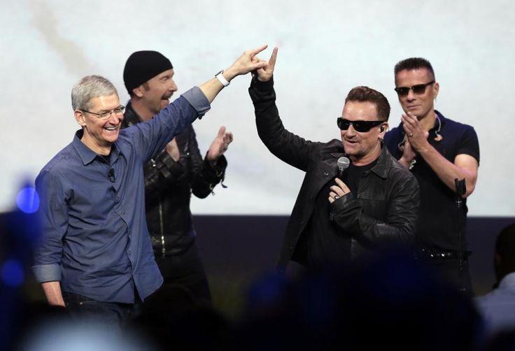 Apple iPhone, iPad, iPod Get U2′s New Album for Free on iTunes