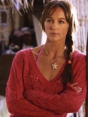 Sharni Vinson as Fanny Casteel. She definitely has the looks and the feistiness.