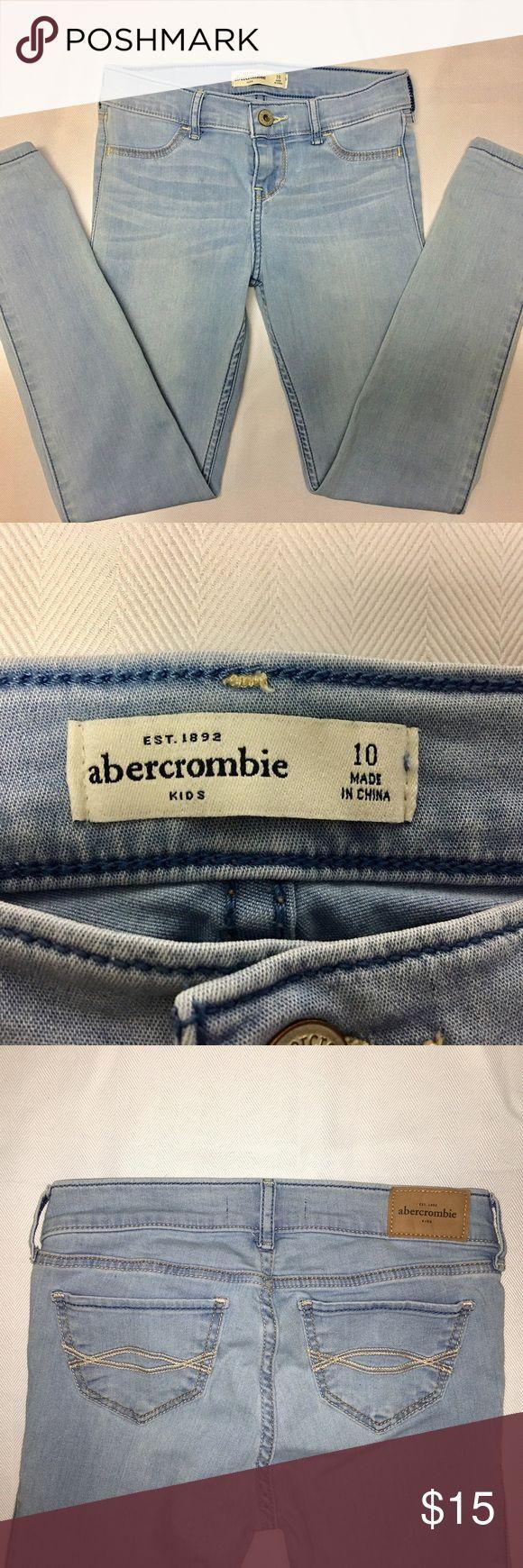 Girl's Abercrombie jeans (10) Girl's Abercrombie jeans (10) abercrombie kids Bottoms Jeans