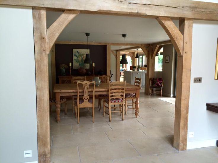 Border Oak - Barn Style Home Interior
