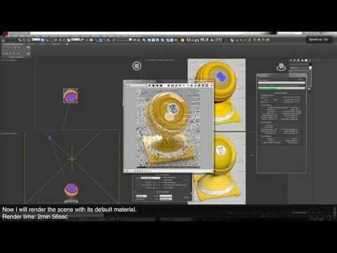 Creating VRay Materials - PART 1 of 2 (3Ds Max) [1440p] - YouTube