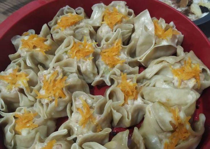 Resep Siomay Dimsum Ayam Udang Oleh Angelica Resep Ide Makanan Variasi Makanan Resep Masakan Indonesia