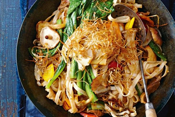 Super fast and no fuss - this dinner's stir-fry easy!